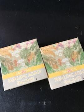 コーンタイプ お香 ヒーリングアジアンイノセンス 新品