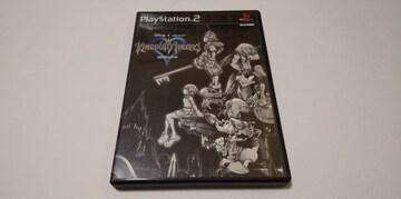 PS2/【4本迄送料180円!!】キングダムハーツ〈クイックマニュアル付き〉