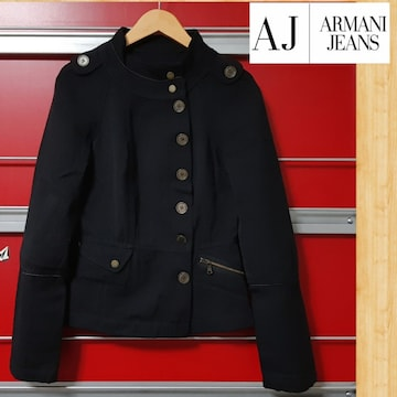 ARMANI JEANS アルマーニジーンズ ジャケット S 美品 ジャパン正規品