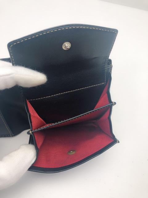 D387 ポールスミス Paul Smith 財布 二つ折り メンズ 箱付き < ブランドの