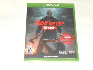 XBOX ONE★FRIDAY THE 13 THE GAME 海外版(国内本体動作可能)