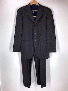 UNITED ARROWS(ユナイテッドアローズ)斜めストライプ ウール スーツ セットアップスーツセットア