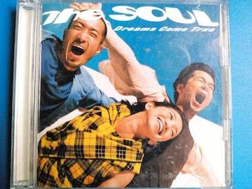ドリカム 2枚組 ベスト The SOUL