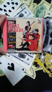 THE ROYAL FINGERS/wild eleki deluxe�峠ーフガレージロックンロール廃盤