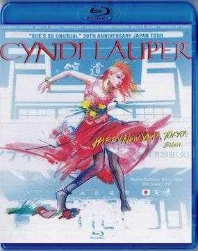 Cyndi Lauper 日本武道館 2015!シンディローパー(Blu-Ray)