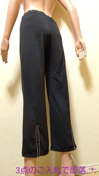 美品☆裾デコルテ付きB系ダンシングパンツB224☆3点で即落
