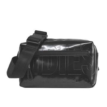 ◆新品本物◆ディーゼル F-BOLD ベルトバック(BK)『X07793 P3892』◆