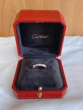 Cartier カルティエ ラニエールリング ダイヤモンド プラチナ