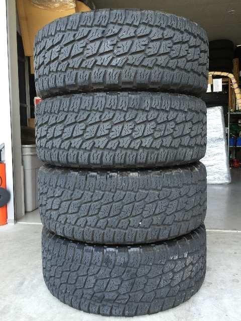 ハマーH2!メッキ×ホワイト24インチアルミ+LTタイヤ!4本セット < 自動車/バイク