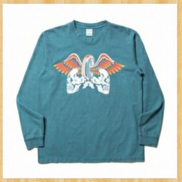 定価12100円 cootie ヴィンテージプリント 長袖Tシャツ S 美品 kj