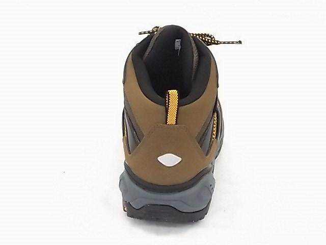 ウィンブルドン M047WS 27.0cm ブラウン 防水 トレッキング < 男性ファッションの