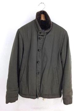 BEAMS+(ビームスプラス)裏フェイクファー デッキジャケットジャケット
