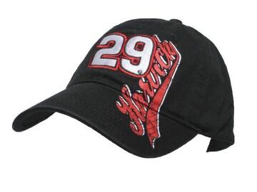 送料無料 M842 NASCAR Chase Authentics Kevin Harvick Cap 帽子