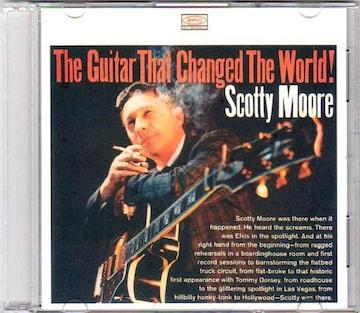 スコッティ・ムーア The Guitar That Changed The World ELVIS