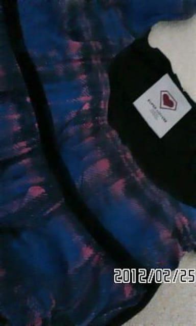 スーパーラヴァーズ・袖裾フリル胸下切替シルエットワンピース < ブランドの