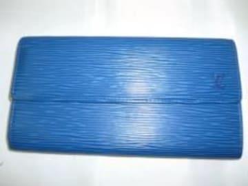 鑑定正規本物LVエピ長財布☆サラ超美品