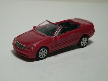 ジョージア メルセデス・ベンツ 1/100スケール ミニチュアカーコレクション CLK-Class