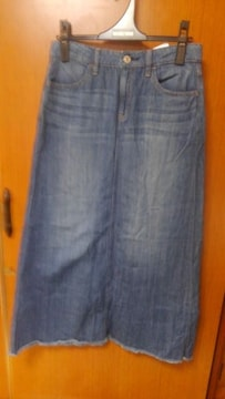 �Bロングスカート
