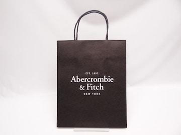 アバクロ ショップ袋 紙袋 D