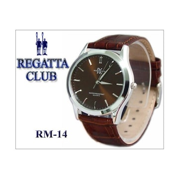 レガッタクラブ カジュアルウォッチ RM14