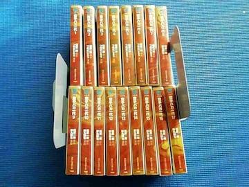 空手バカ一代 文庫版 全17巻 全巻セット