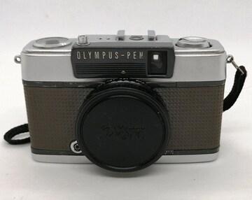 動作品 OLYMPUSーPEN フィルムカメラ EEー2