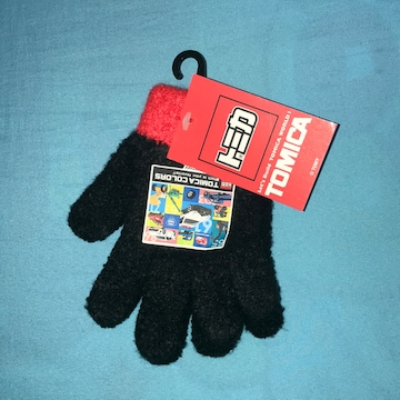 ♯新品♯トミカ 手ぶくろ 手袋   日本製