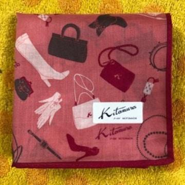 キタムラ ハンカチ ファッションファッションアイテム柄p