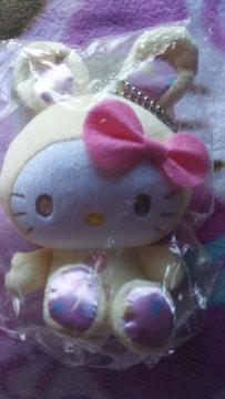 可愛いキティちゃんマスコット☆イエロー☆