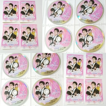 DVD★ロマンス・ゼロ vol.1~8 イ・テソン カンイン(SUPER JUNIOR