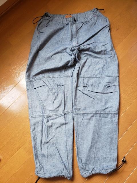 ☆美品☆だぼだぼズボン☆アメ村購入  < 男性ファッションの