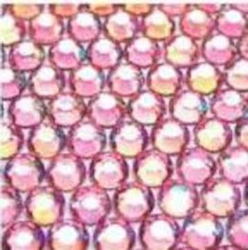● 4mm ● デコ用ストーン  2000粒 ライトピンク