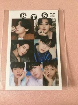 BTS☆BE☆カード