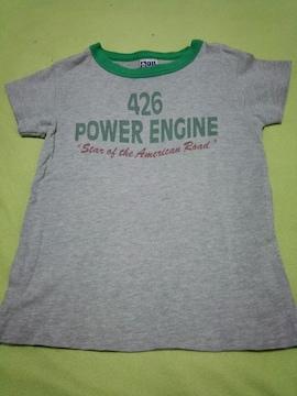OIL Tシャツ 110�a