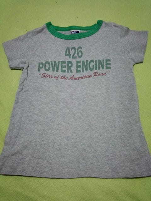 OIL Tシャツ 110�a  < キッズ/ベビーの