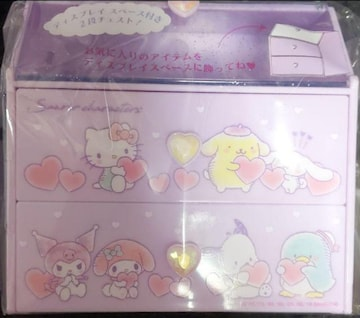 【新品&未使用】Sanrio小物入れ*ポイント交換品