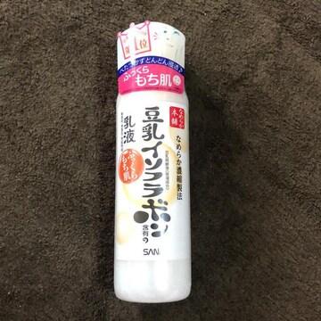 豆乳イソフラボン乳液
