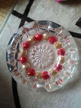 ガラス 灰皿
