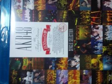 AKB48ブルーレイ「1830mの夢SINGLESELECTION」