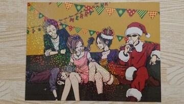 NANA(ナナ)キラキラクリスマスカード 矢沢あい 未使用新品