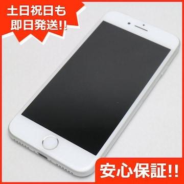 ●安心保証●新品同様●DoCoMo iPhone8 64GB シルバー●