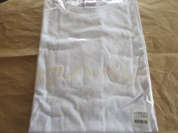 新品Tシャツ ももクロ サイズL ホワイトベレー帽