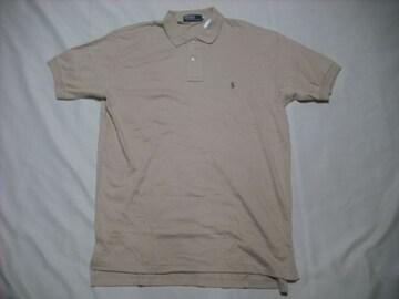 33 男 POLO RALPH LAUREN ラルフローレン 半袖ポロシャツ L