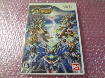 Wii SDガンダム Gジェネレーション ウォーズ