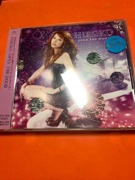 HIROKO CD OPEN THE DOOR