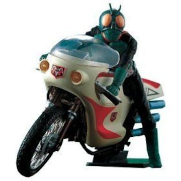 ポピニカ スーパーマシンシリーズ サイクロン号●仮面ライダー1号
