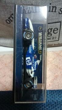 1/43 ミニチャンプス製品 ウィリアムズBMW FW25 JP.モントーヤ 未使用 限定品