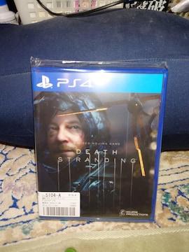 PS4ソフト  デスストライキング  中古  送料無料