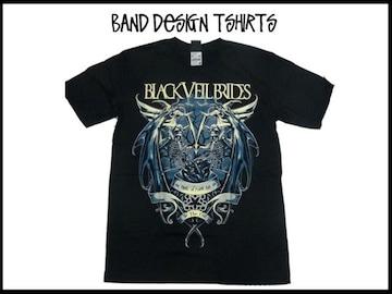 Black Veil Brides ブラックヴェルブライドT【L】68-41