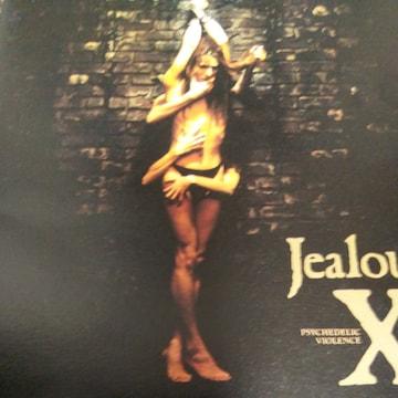 CD X JEALOUSY 帯なし X−JAPAN エックス ジェラシー